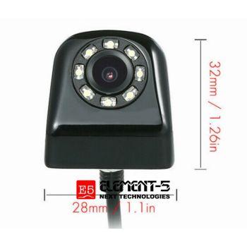 Камера заднего вида Full HD (железная) С68